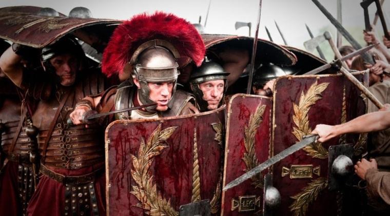 legion rzymski walka